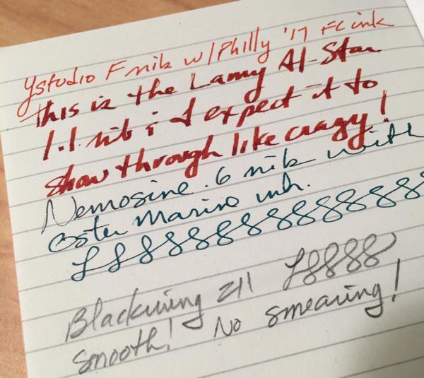 Papio Press Notebooks Writing Sample