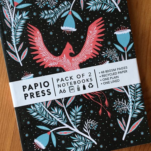 Papio Press Notebooks
