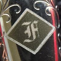 Close-Up Franklin-Christoph Nib Engraving