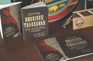 Scout Books - Pendleton National Parks Collection Notebook