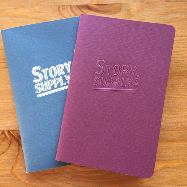 Story Supply Notebook
